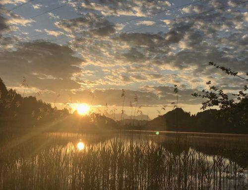 Sunrise Lake Reinthaler
