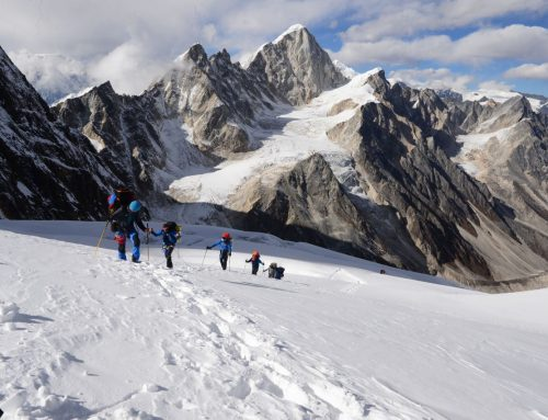 Manaslu Cinema Documentary Expedition 2017