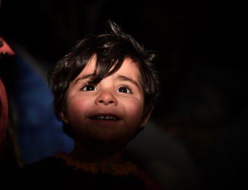 Lesbos – Flüchtlingslager Hilfslieferungen