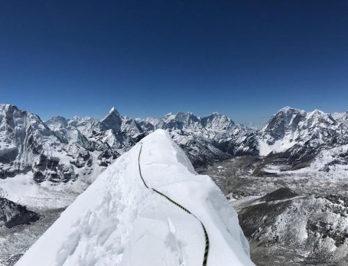 Everest 2019: Pumori for acclimatization